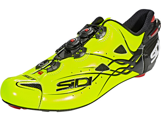 Sidi Shot Chaussures Homme, bright yellow